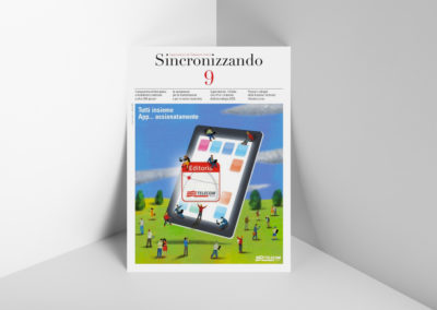 Sincronizzando magazine